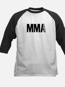 MMA - Mixed Martial Arts Kids Baseball Jersey