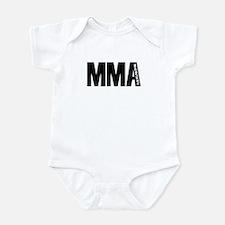 MMA - Mixed Martial Arts Infant Bodysuit
