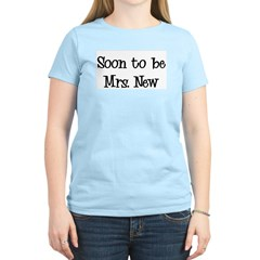 Soon to be Mrs. New T-Shirt