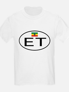 Ethiopia 1F T-Shirt