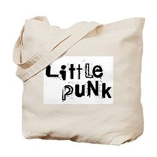 Little Punk Tote Bag