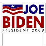 Joe Biden for President Yard Sign