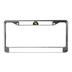Abenakis Indian Police License Plate Frame