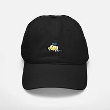 Wheels On Bus Baseball Hat