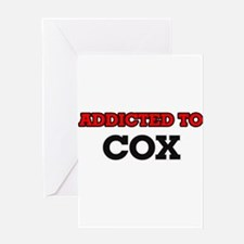 Addicted to Cox Greeting Cards