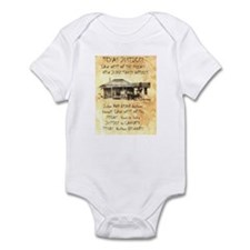 Judge Roy Bean Infant Bodysuit