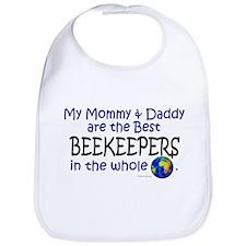 Best Beekeepers In The World Bib