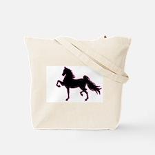 Cute American saddlebred Tote Bag