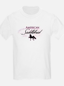 AmericanSaddlebredHorse4 T-Shirt