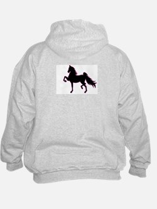 Unique Racking horse Hoodie