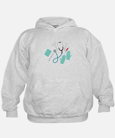 Surgeon Equipment Hoodie