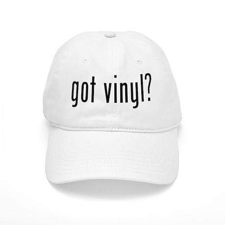 got vinyl? Cap