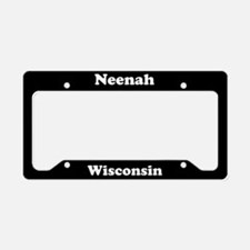Neenah WI - LPF License Plate Holder