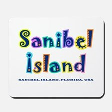 Sanibel Type - Mousepad