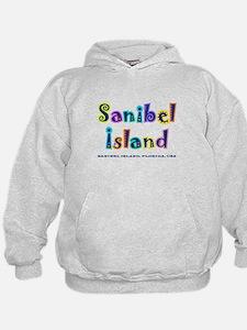 Sanibel Type - Hoodie