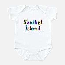 Sanibel Type - Infant Bodysuit