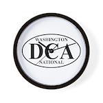 DCA Washington National  Wall Clock