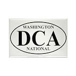 DCA Washington National Rectangle Magnet (10 pack