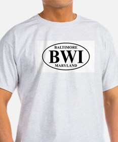 BWI Baltimore T-Shirt