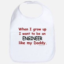 Engineer (Like My Daddy) Bib