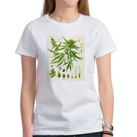 Cannabis Sativa Women's T-Shirt