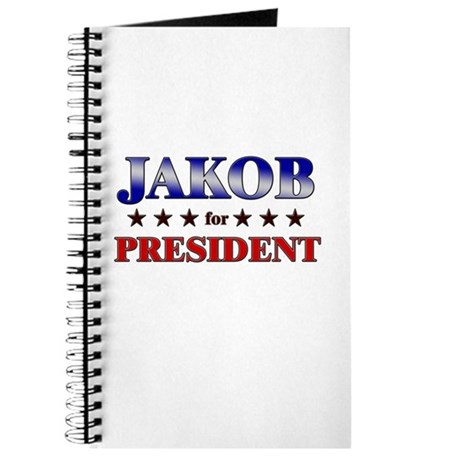 JAKOB for president Journal