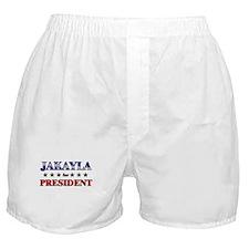 JAKAYLA for president Boxer Shorts