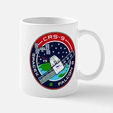CRS-9 Flight Logo Mug