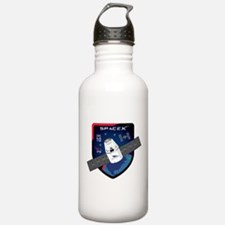 CRS-10 Flight Logo Water Bottle