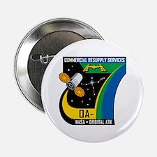 """Orb-7 Logo 2.25"""" Button"""