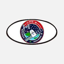 CRS-9 Flight Logo Patch