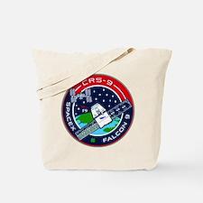 CRS-9 Flight Logo Tote Bag