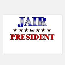 JAIR for president Postcards (Package of 8)