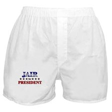JAIR for president Boxer Shorts