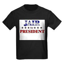JAIR for president T