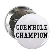 "Cornhole Champion 2.25"" Button"