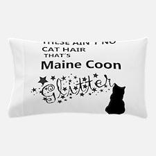 Maine Coon Glitter Pillow Case