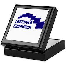 Cornhole Champion Keepsake Box