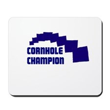 Cornhole Champion Mousepad