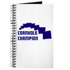 Cornhole Champion Journal
