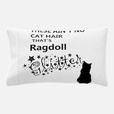 Ragdoll Glitter Pillow Case