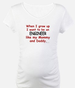 Engineer (Like Mommy & Daddy) Shirt