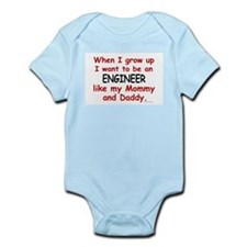 Engineer (Like Mommy & Daddy) Onesie