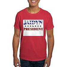 JAIDYN for president T-Shirt