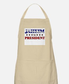 JAHEIM for president BBQ Apron