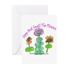 Cute Smell my Greeting Card
