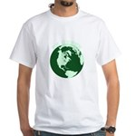 Be Green White T-Shirt