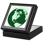 Be Green Keepsake Box