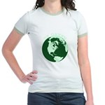 Be Green Jr. Ringer T-Shirt