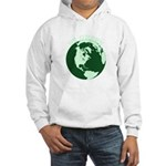 Be Green Hooded Sweatshirt